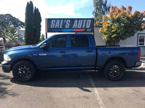 2010 Dodge Ram Pickup 1500 for sale in Woodburn, OR