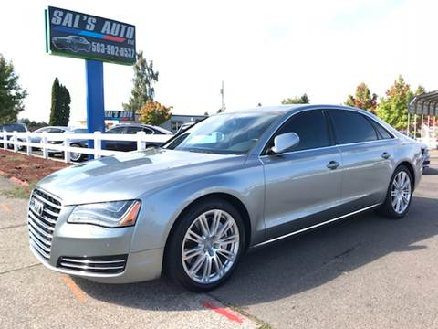2011 Audi A8 L for sale in Woodburn, OR