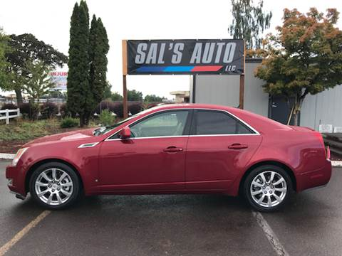 2008 Cadillac CTS for sale in Woodburn, OR
