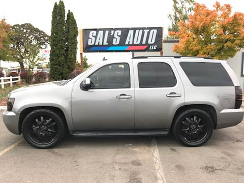 2007 Chevrolet Tahoe for sale in Woodburn, OR