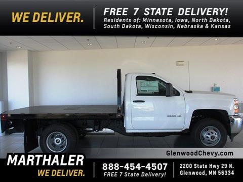 2017 Chevrolet Silverado 3500HD for sale in Glenwood, MN