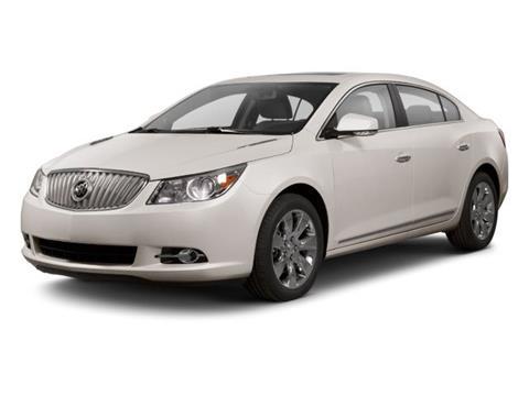 2013 Buick LaCrosse for sale in Glenwood, MN