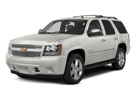 2014 Chevy Tahoe >> 2014 Chevrolet Tahoe For Sale Carsforsale Com