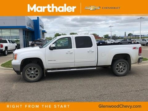 2011 GMC Sierra 2500HD for sale in Glenwood, MN