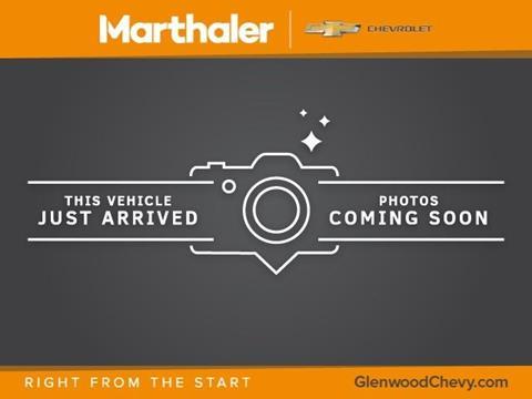 2020 Chevrolet Traverse for sale in Glenwood, MN