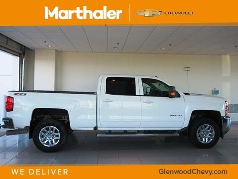 2016 Chevrolet Silverado 3500HD for sale in Glenwood, MN