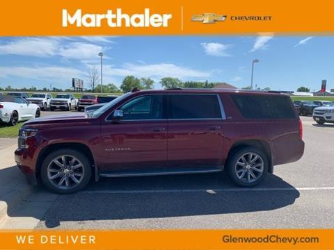 2016 Chevrolet Suburban For Sale In Glenwood Mn