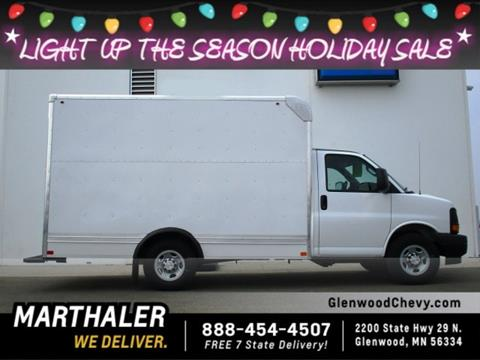 2017 Chevrolet Express Cutaway for sale in Glenwood, MN