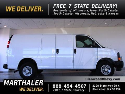 2017 Chevrolet Express Cargo for sale in Glenwood, MN