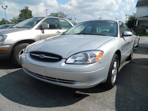 2002 Ford Taurus for sale in Fort Wayne, IN