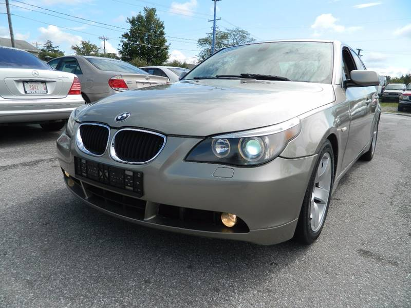 2004 Bmw 5 Series 525i 4dr Sedan In Fort Wayne IN - Auto House Of ...
