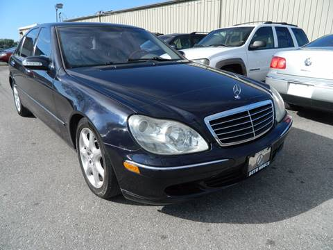 2003 Mercedes-Benz S-Class for sale in Fort Wayne, IN