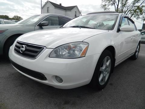 2004 Nissan Altima for sale in Fort Wayne, IN