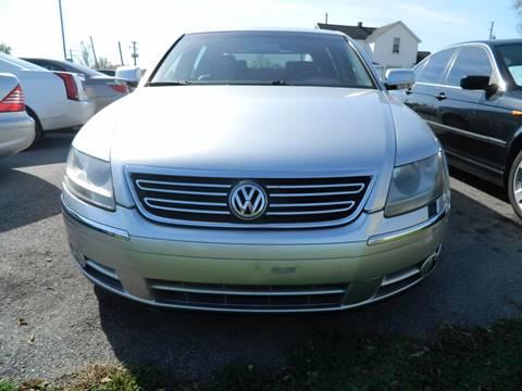Volkswagen Phaeton For Sale  Carsforsalecom