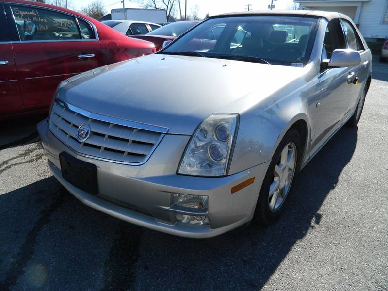 100 05 Cadillac Sts 2005 Cadillac Sts In Wilmington