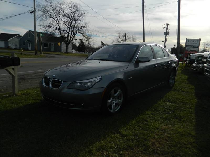2008 BMW 5 Series for sale at Auto House Of Fort Wayne in Fort Wayne IN