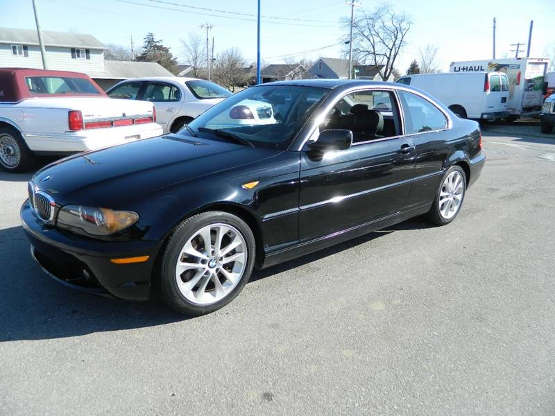 2004 Bmw 3 Series 330Ci 2dr Coupe In Fort Wayne IN - Auto House Of ...