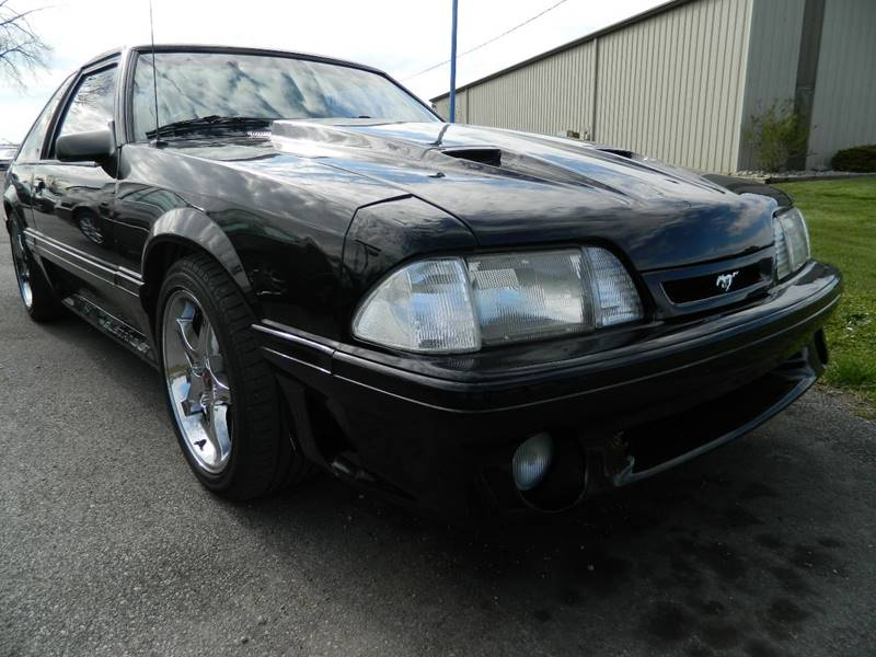 1989 Ford Mustang for sale at Auto House Of Fort Wayne in Fort Wayne IN