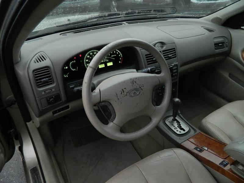 2003 Infiniti I35 4dr Sedan - Fort Wayne IN