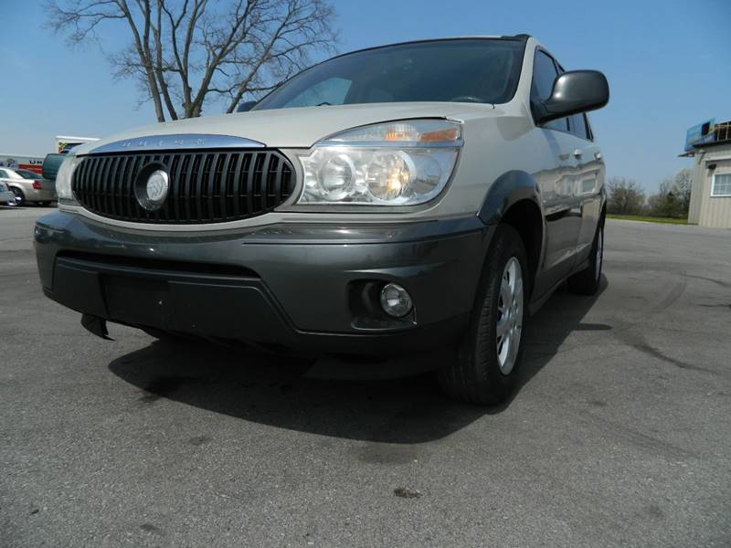 2004 Buick Rendezvous for sale at Auto House Of Fort Wayne in Fort Wayne IN