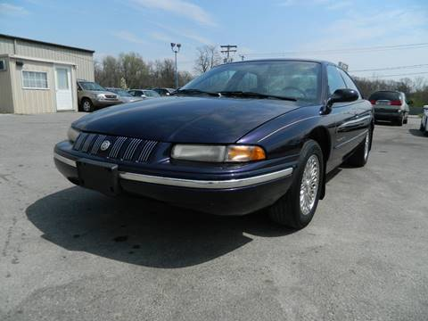 1997 Chrysler Concorde for sale at Auto House Of Fort Wayne in Fort Wayne IN