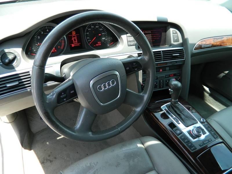 2006 Audi A6 AWD 3.2 quattro 4dr Sedan - Fort Wayne IN