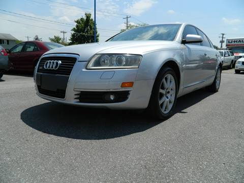 2006 Audi A6 for sale at Auto House Of Fort Wayne in Fort Wayne IN