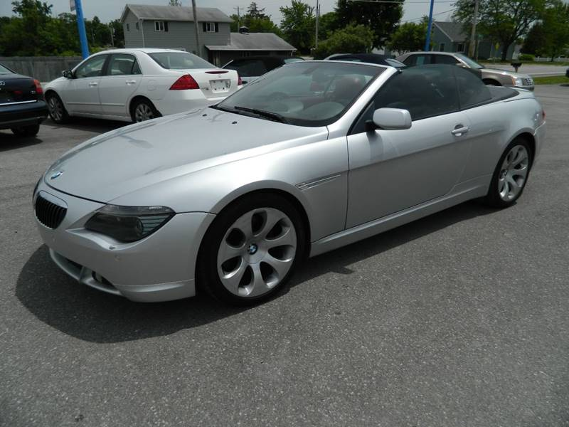 2004 BMW 6 Series for sale at Auto House Of Fort Wayne in Fort Wayne IN