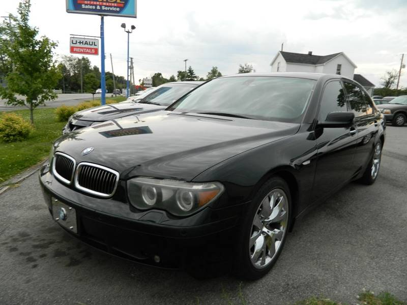 2005 BMW 7 Series for sale at Auto House Of Fort Wayne in Fort Wayne IN