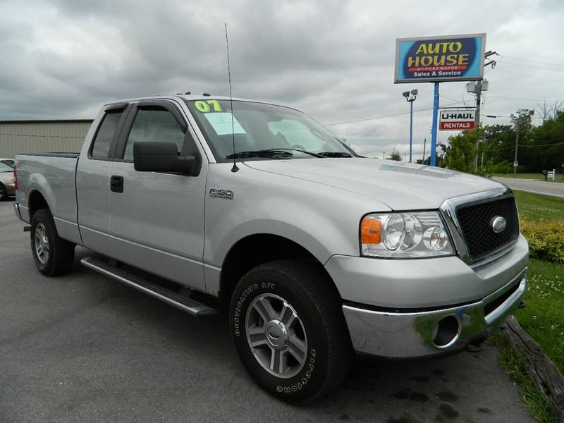 2007 Ford F-150 for sale at Auto House Of Fort Wayne in Fort Wayne IN