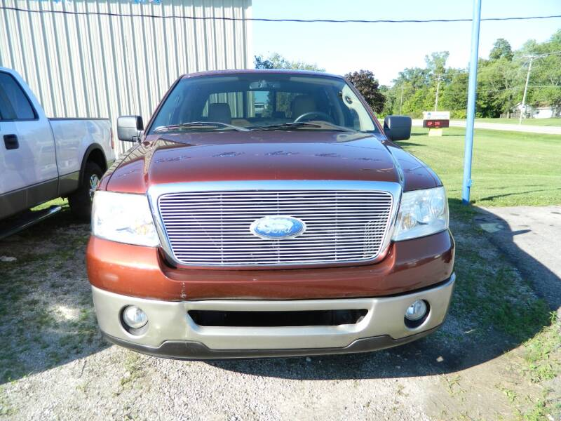 2006 Ford F-150 King Ranch 4dr SuperCrew Styleside 6.5 ft. LB - Fort Wayne IN