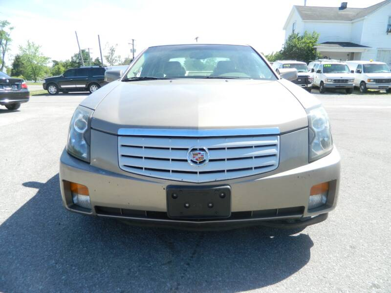 2007 Cadillac CTS Sport 4dr Sedan - Fort Wayne IN