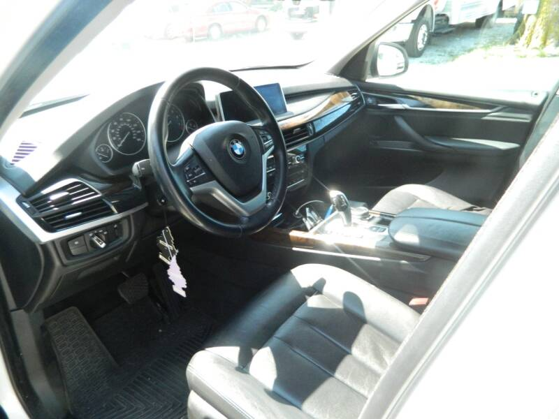 2015 BMW X5 AWD xDrive35d 4dr SUV - Fort Wayne IN
