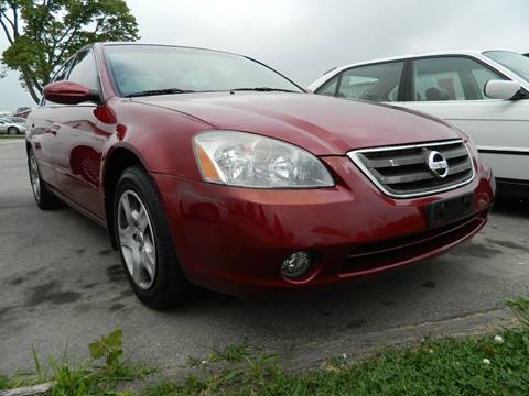 2003 Nissan Altima for sale at Auto House Of Fort Wayne in Fort Wayne IN