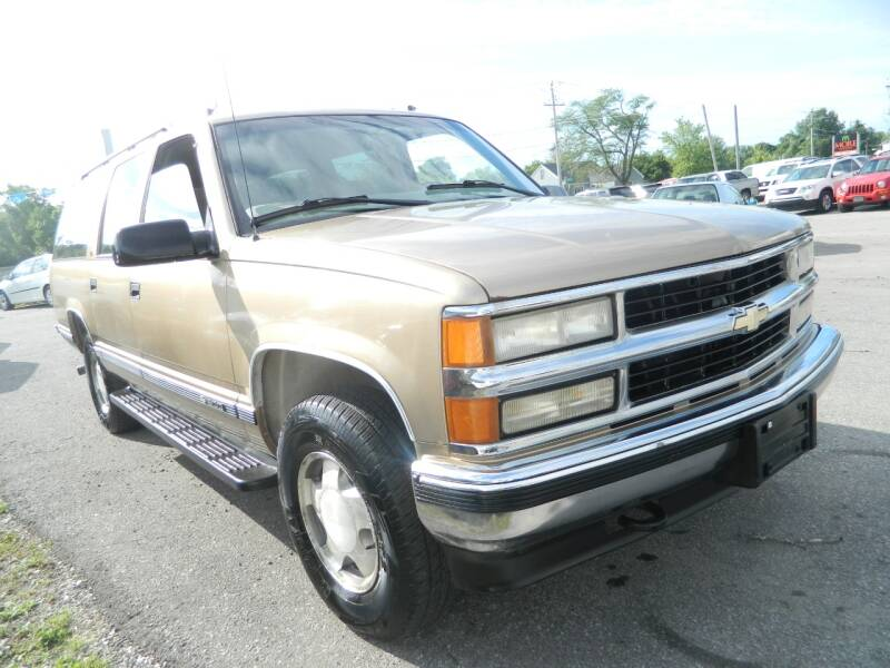 1999 Chevrolet Suburban 4dr K1500 LS 4WD SUV - Fort Wayne IN