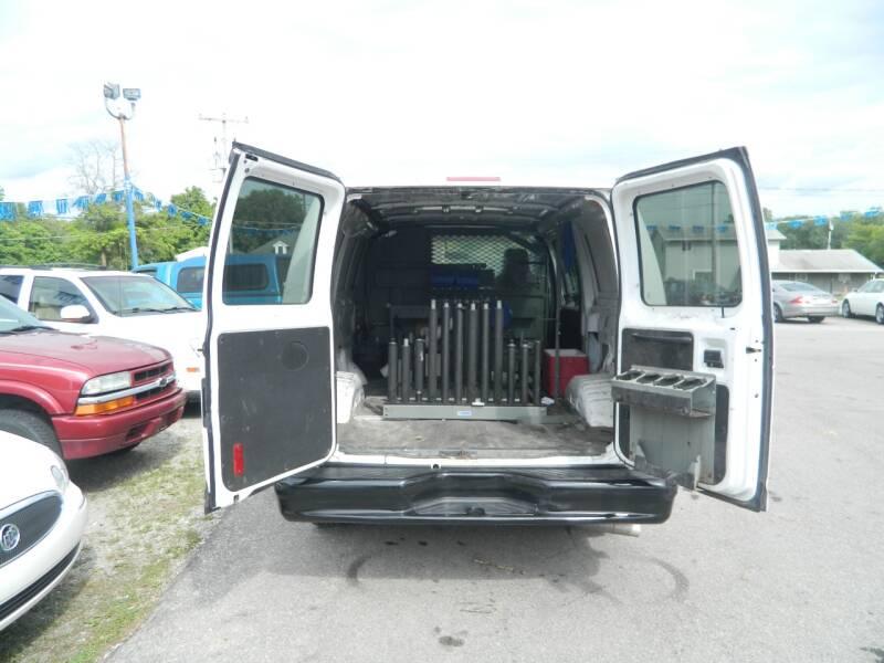 2012 Ford E-Series Cargo E-150 3dr Cargo Van - Fort Wayne IN
