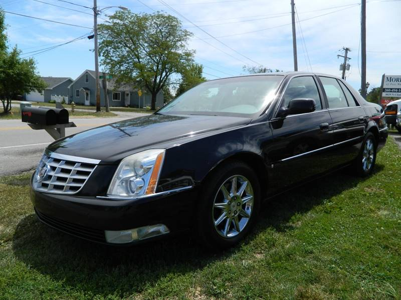2010 Cadillac DTS for sale at Auto House Of Fort Wayne in Fort Wayne IN