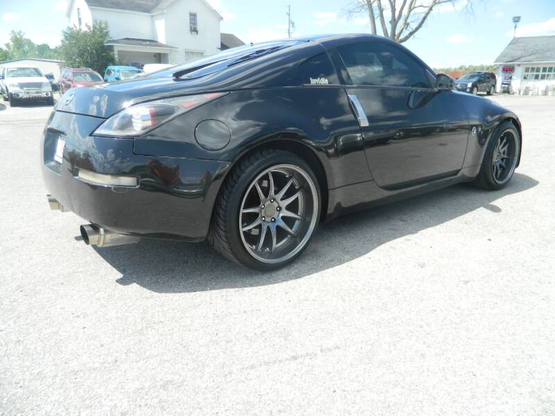 2006 Nissan 350Z Enthusiast 2dr Coupe (3.5L V6 5A) - Fort Wayne IN