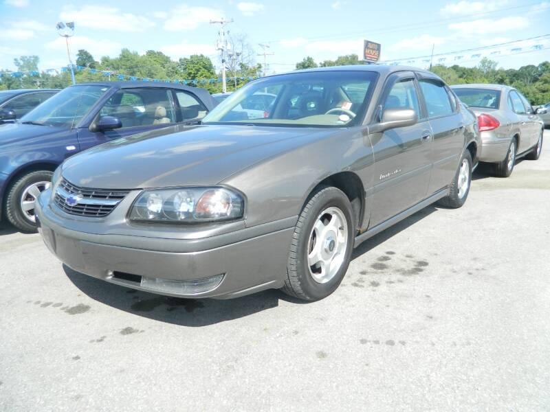 2002 Chevrolet Impala LS 4dr Sedan - Fort Wayne IN