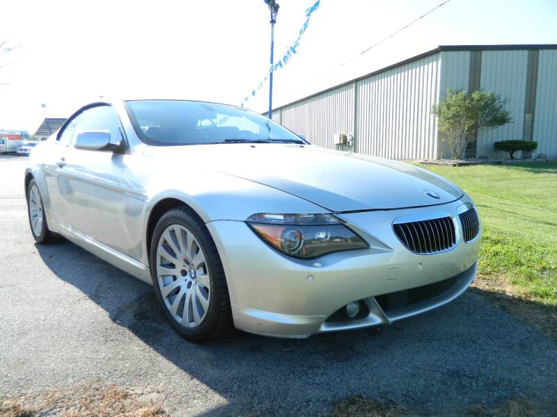 2005 BMW 6 Series 645Ci 2dr Convertible - Fort Wayne IN