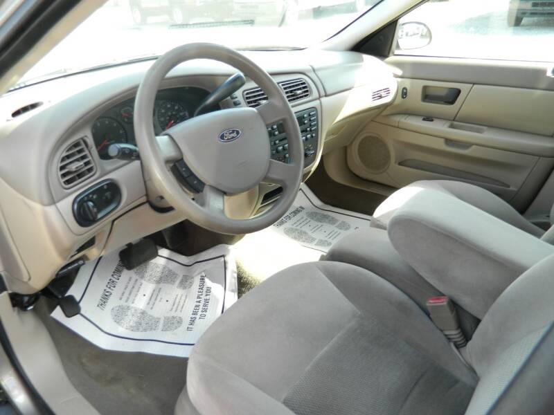 2007 Ford Taurus SE Fleet 4dr Sedan - Fort Wayne IN