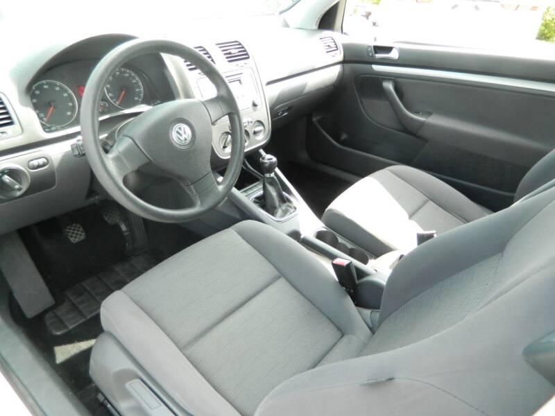 2009 Volkswagen Rabbit S PZEV 2dr Hatchback 5M - Fort Wayne IN