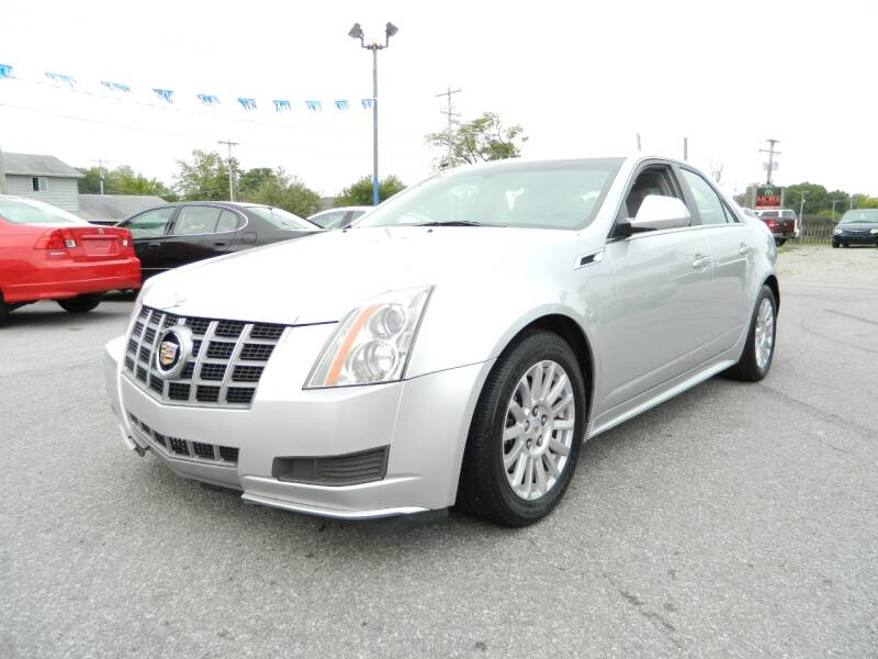 2012 Cadillac CTS AWD 3.0L Luxury 4dr Sedan - Fort Wayne IN