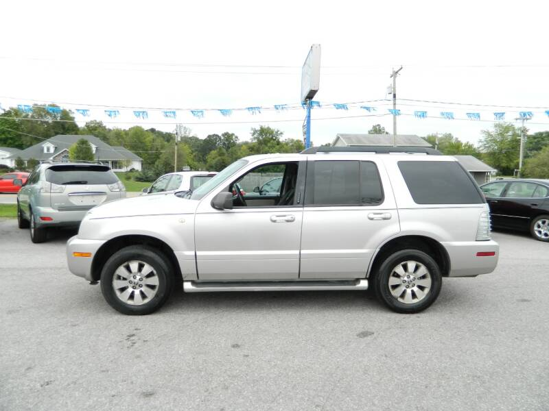 2006 Mercury Mountaineer AWD Convenience 4dr SUV - Fort Wayne IN