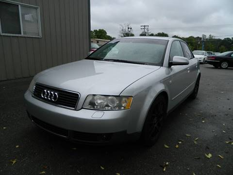 2002 Audi A4 for sale at Auto House Of Fort Wayne in Fort Wayne IN