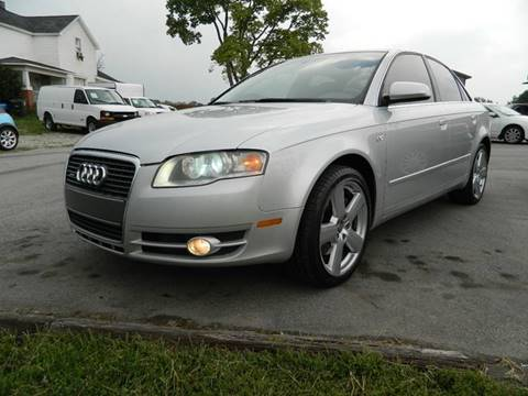 2006 Audi A4 for sale at Auto House Of Fort Wayne in Fort Wayne IN