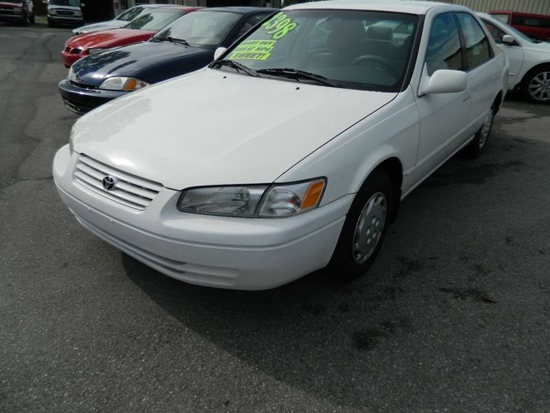 1997 Toyota Camry LE 4dr Sedan - Fort Wayne IN