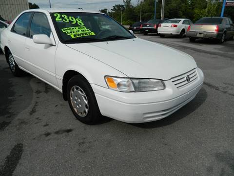1997 Toyota Camry for sale at Auto House Of Fort Wayne in Fort Wayne IN