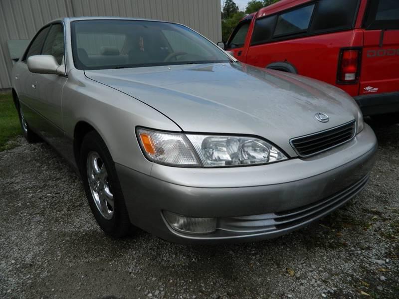 1998 Lexus ES 300 4dr Sedan   Fort Wayne IN