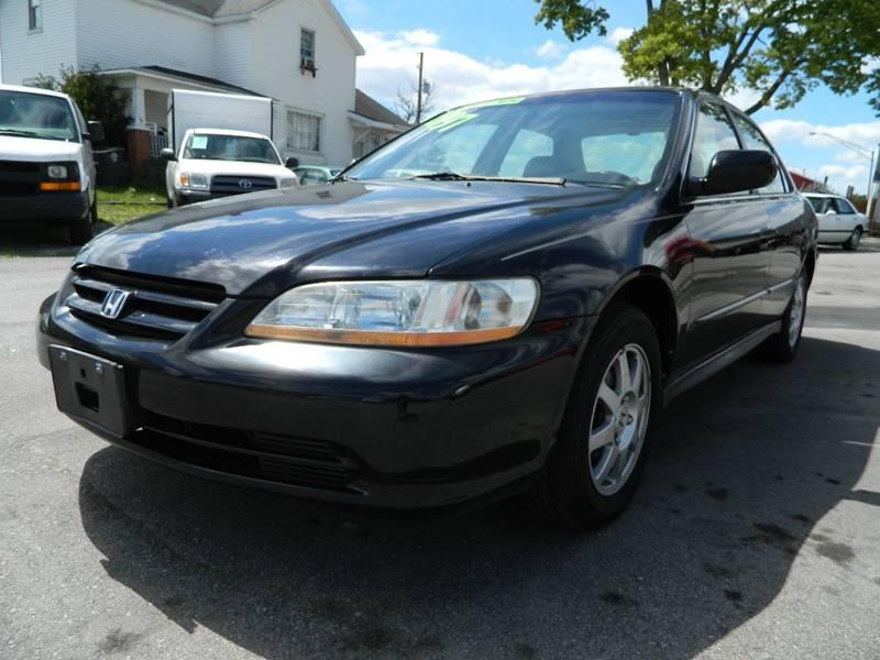 2002 Honda Accord SE 4dr Sedan - Fort Wayne IN